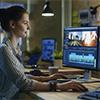 Course Image Edición y Postproducción del Reportaje Televisivo